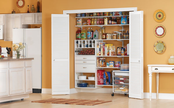 small kitchen pantry design ideas walk in pantry design ideas - Walk In Pantry Design Ideas