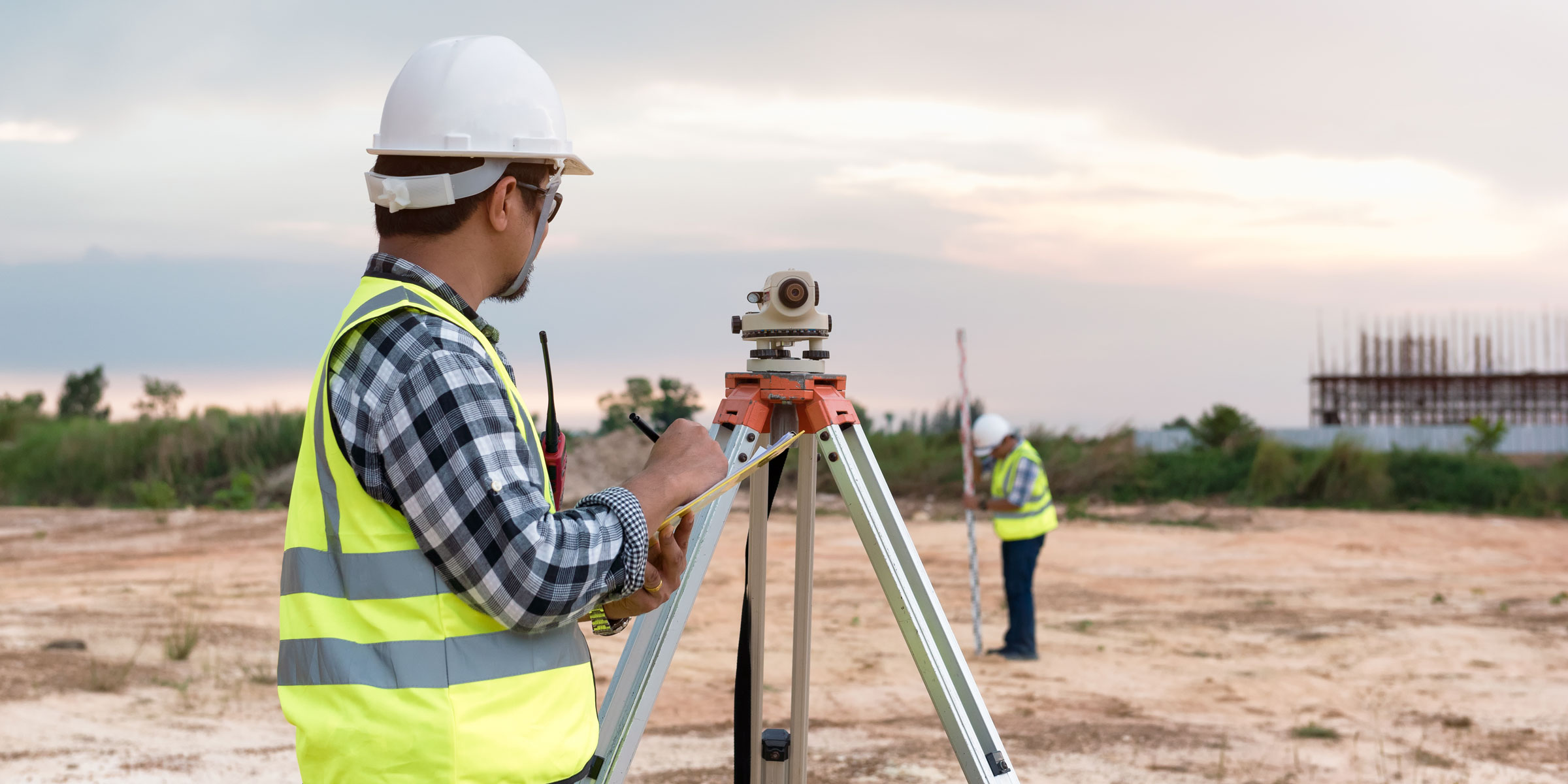Surveyors & Engineers - what do they do?
