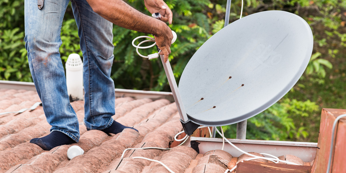 Antenna Installers what do they do