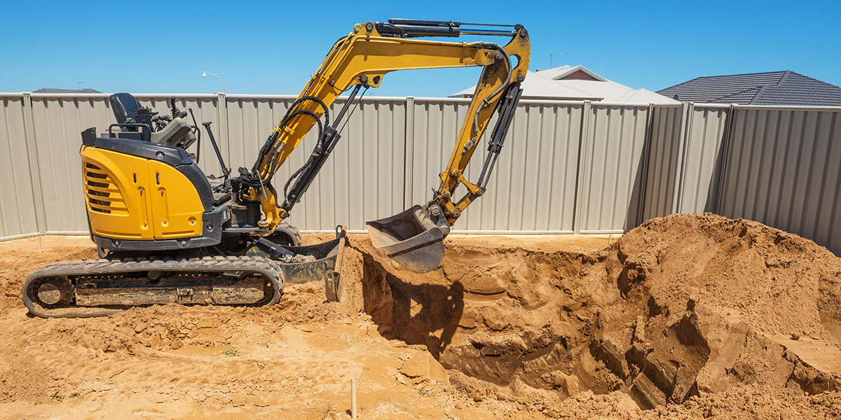 Excavator & Earthworks Tradesmen - What They Do
