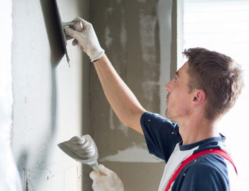 Plasterers and Plasterboard Fixers – what do they do?