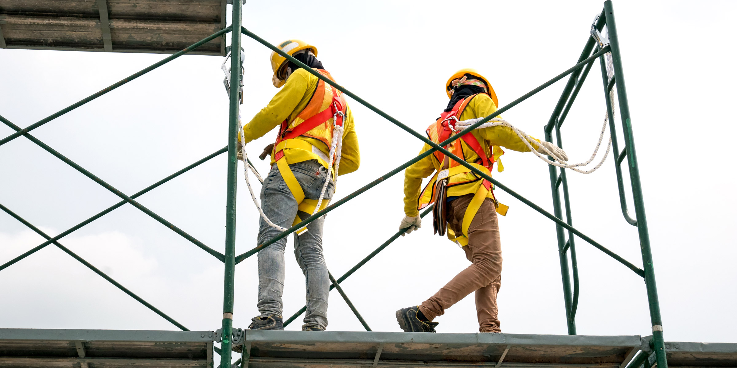 Scaffolding Tradesmen - what do they do?