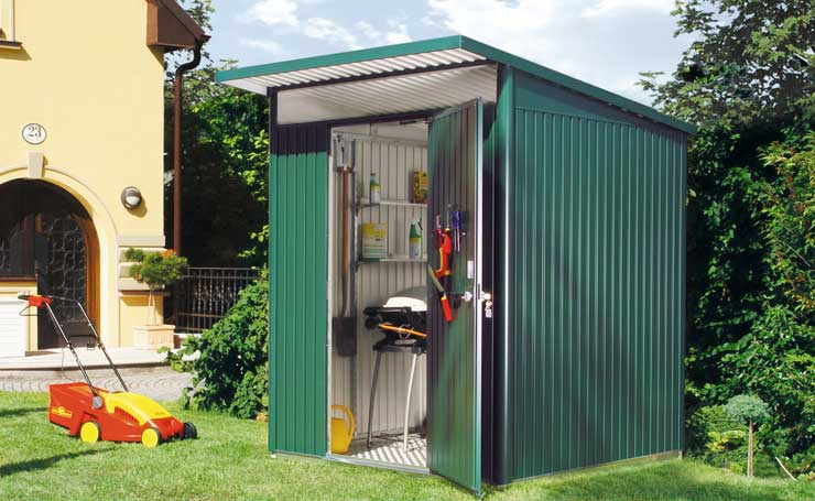 Garden shed installation what do installers do for Garden shed installation