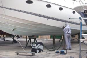 marine services