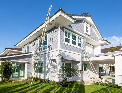 Painting Your Home in Winter – 4 Great Reasons Why You Should