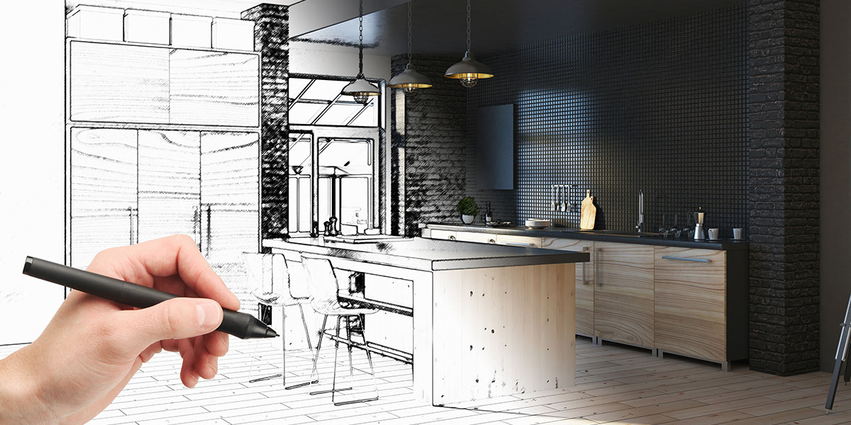 Deciding on Your Dream Kitchen Layout Guide - Part One