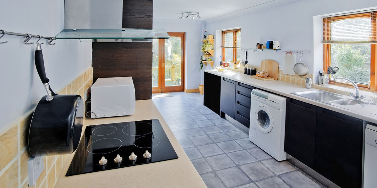 Laundry in the Kitchen - Catching on in New Zealand or Not?
