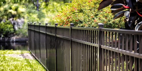Installing a New Fence Checklist
