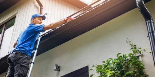 Getting exterior of your home ready for winter