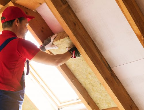 Weatherproofing with Insulation for Winter Part 3