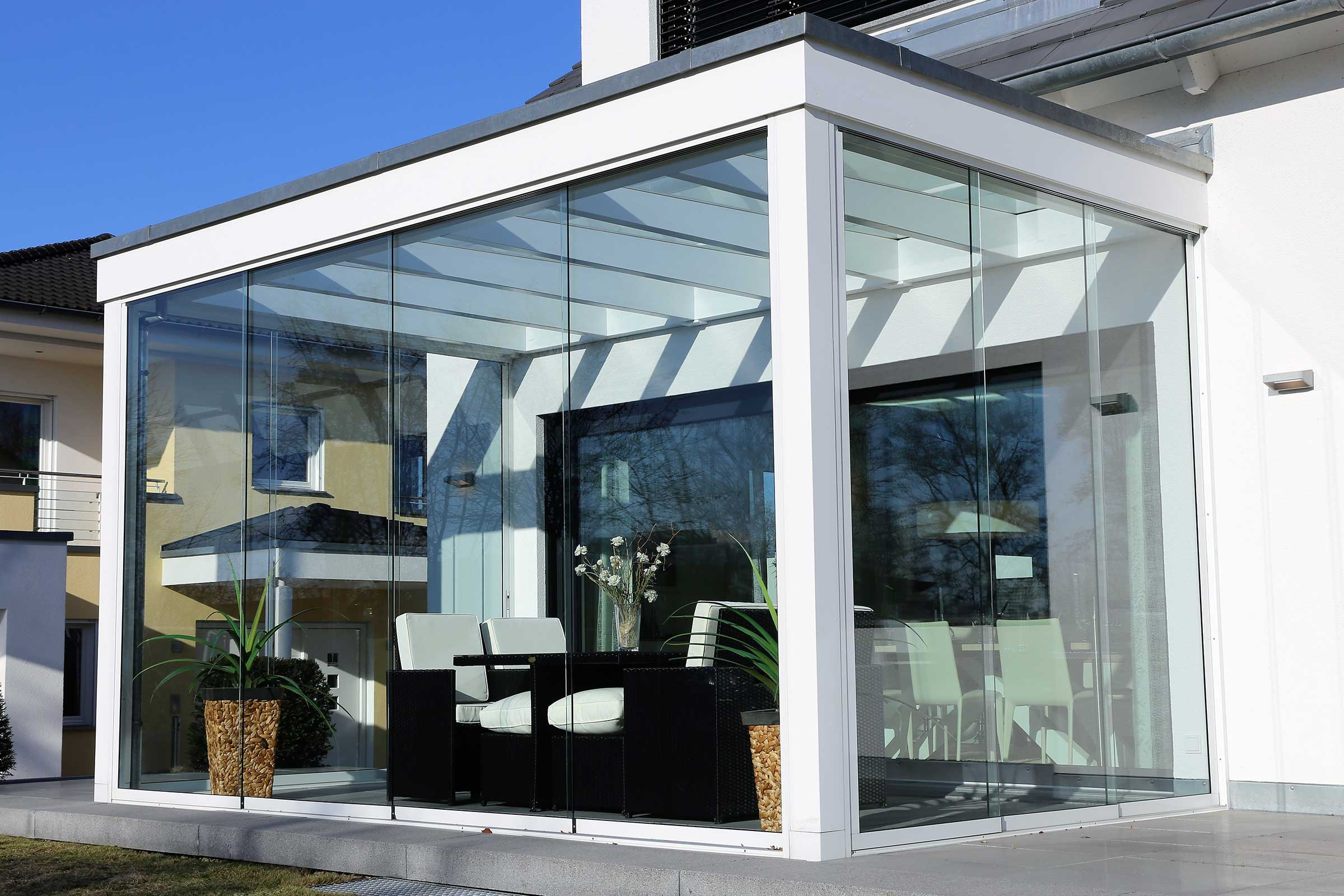 benefits of building a conservatory