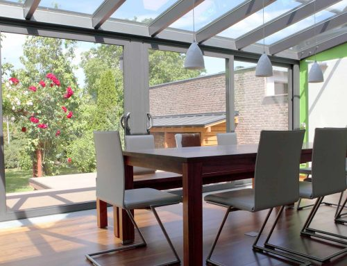 The Benefits of Building a Conservatory