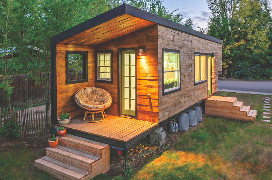 Exploring the tiny home movement in new zealand for Small home designs nz