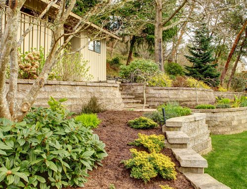 How to Fix Your Retaining Wall Aesthetics with Landscaping