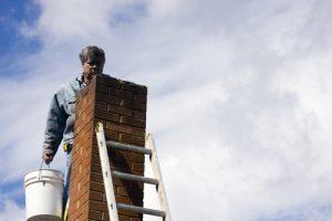 damaged chimney earthquake preparedness