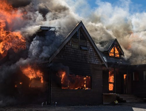 What Should You Do After a Damaging House Fire?
