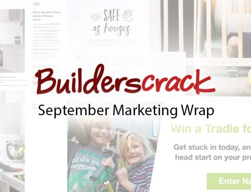 September 2018 Marketing Wrap