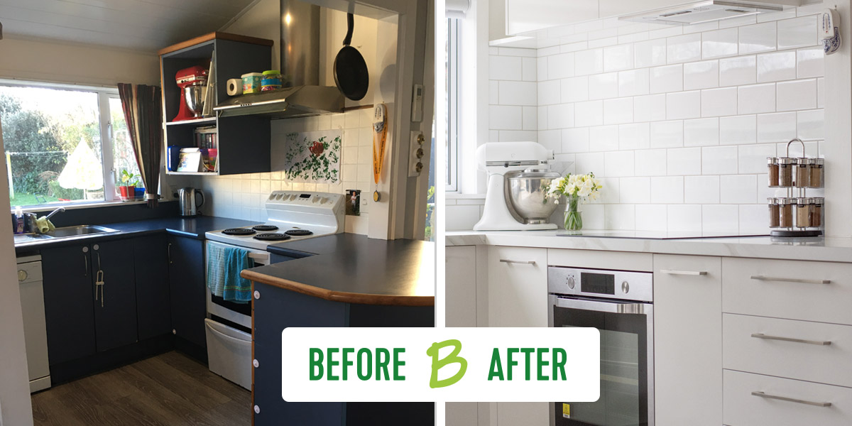 Expert Tiling Provides The Finishing Touch to a Kitchen Renovation