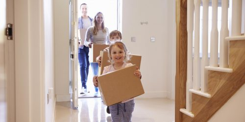 Moving house tips and tricks