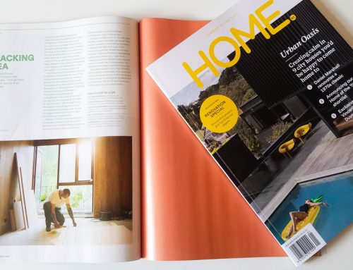 See Us In The Latest HOME Magazine