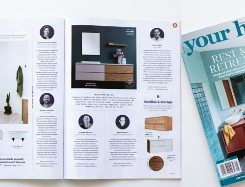 See Us In The May 2019 Issue Of Your Home & Garden