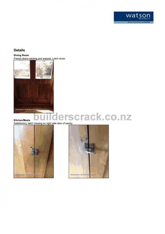 Stop French Doors Leaking 35801 Builderscrack