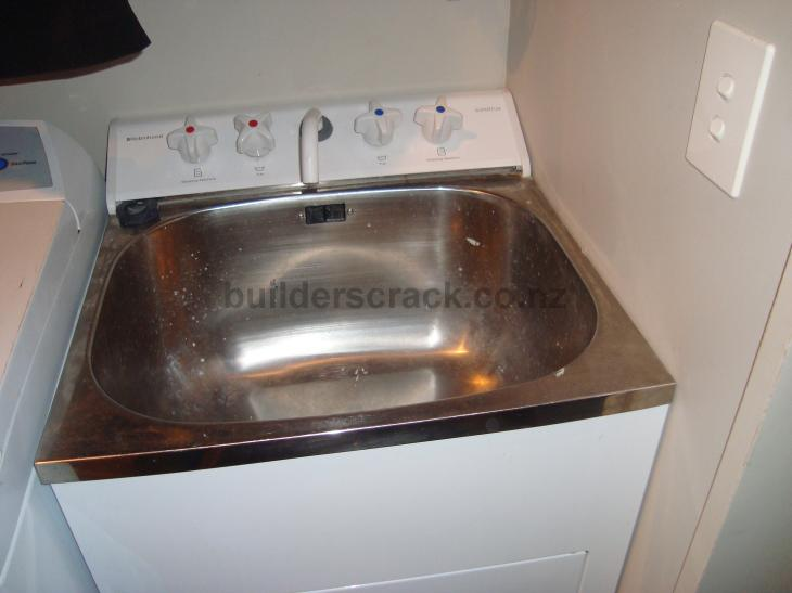 how to change laundry taps