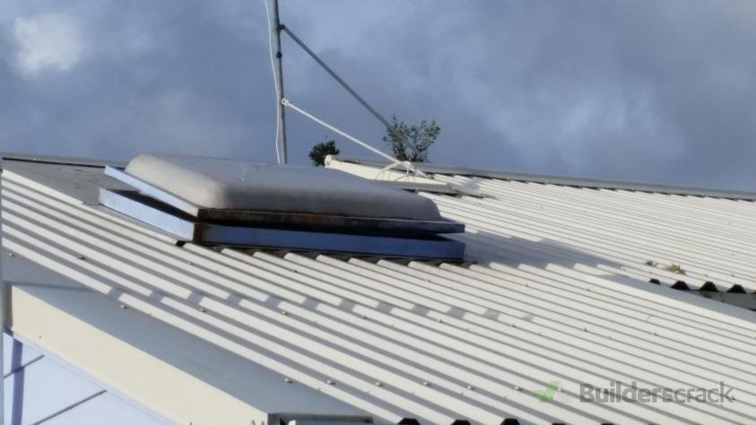 Bathroom Skylight (# 142061) : Builderscrack