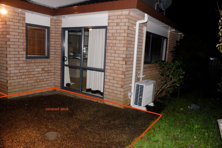 how to build a ground level deck nz
