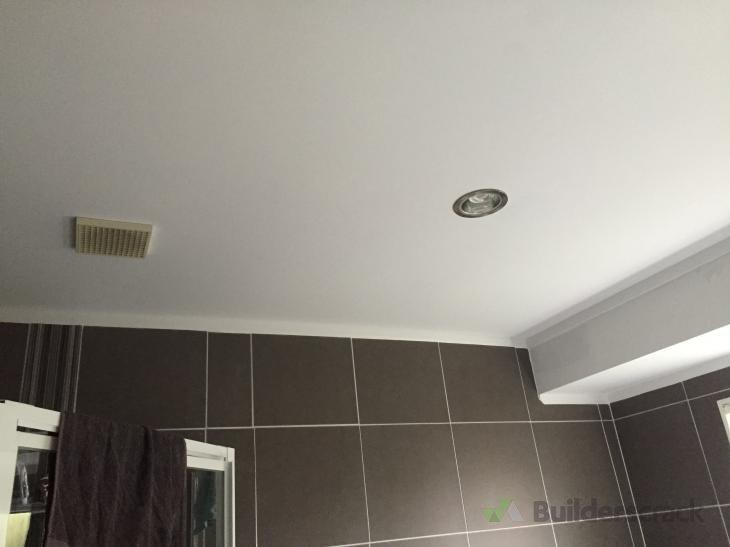 Bathroom Light Heater Fan Install 142540 Builderscrack