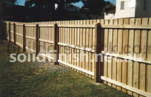 Boundary fence 143636 builderscrack for Boundary wall cost calculator