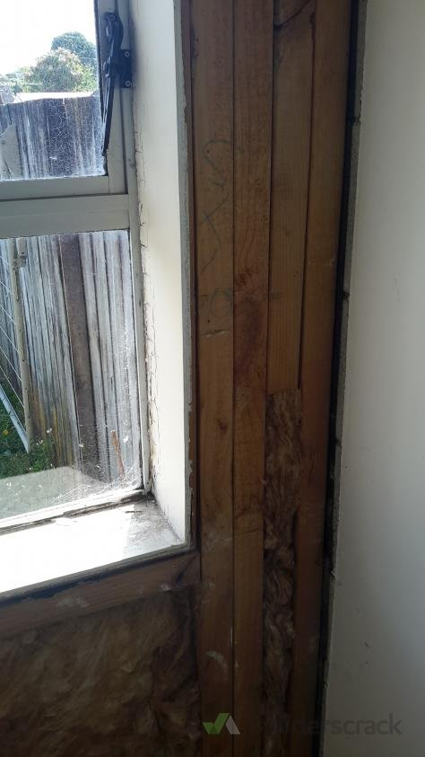 Replacing Interior Window Frames Sills 168997
