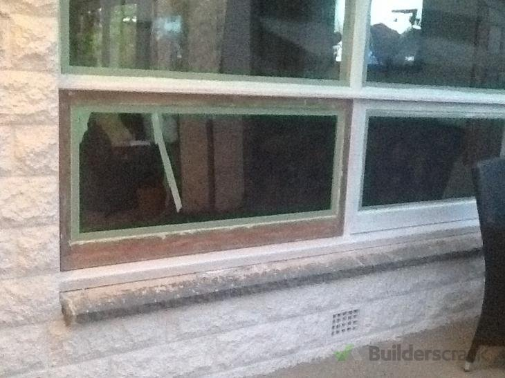 Window pane replacement 174768 builderscrack for Window installation nz