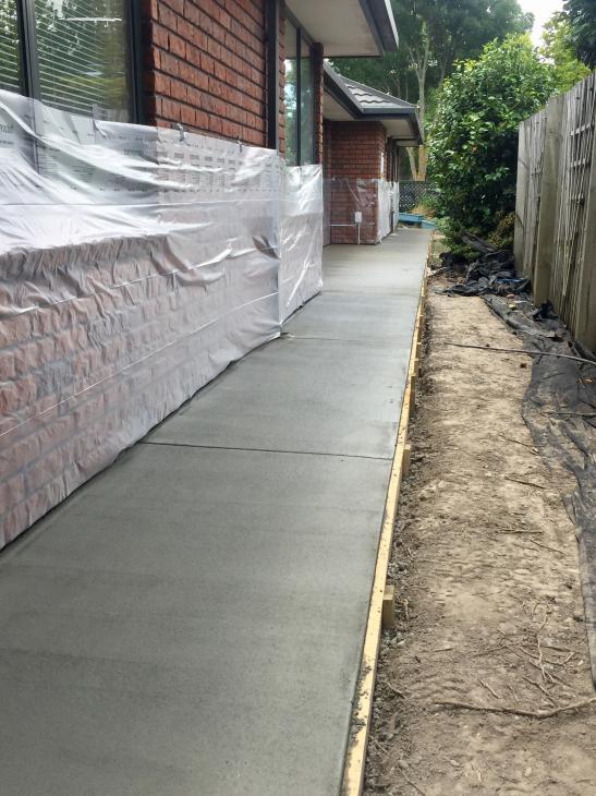 Concrete jungle builderscrack for Ready lawn christchurch