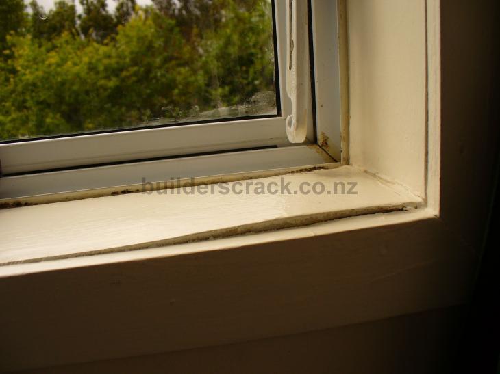 Replace internal window sills 29231 builderscrack for Window sill replacement