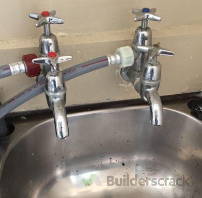 Tap washer replacement (# 188325) | Builderscrack