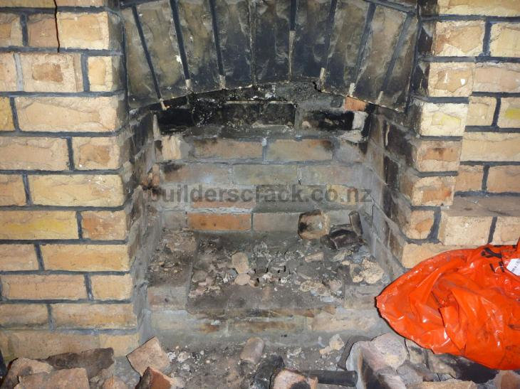 Repair Brick Fireplace 46575 Builderscrack