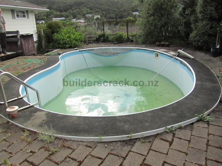 Fill in swimming pool (# 48980) | Builderscrack