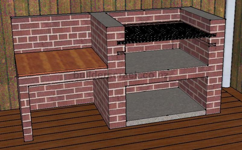 Brick Braai Bbq 49243 Builderscrack