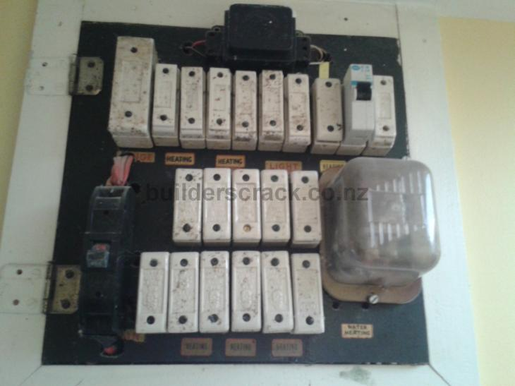 Residential Electrical Fuse Box : Bdrm residential house replace s electric fuse box
