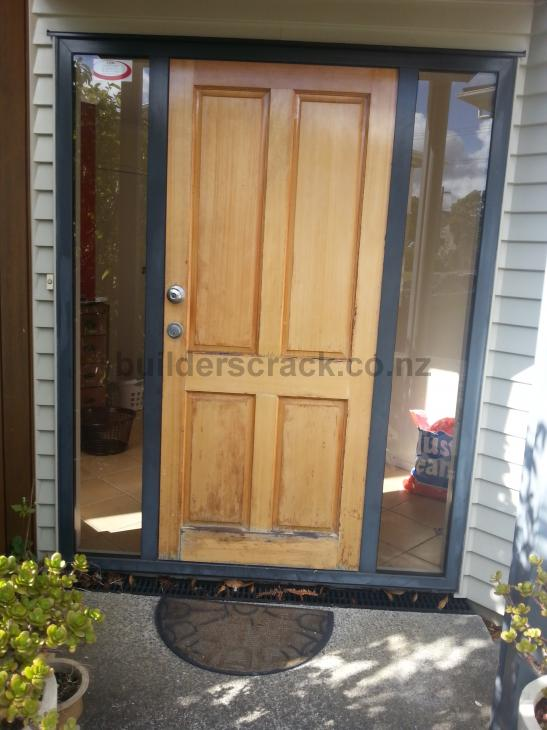 Etonnant Fix My Wooden Front Door