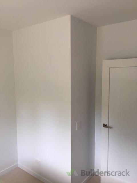 Tiny Bedroom Converted To Master Bedroom Entrance And Walk In Robe