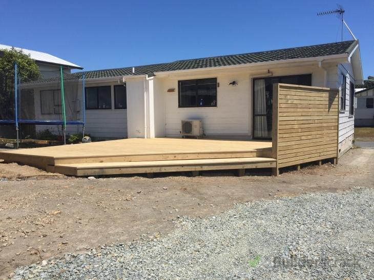 Deck extension, Gate building, small handyman jobs (# 229098