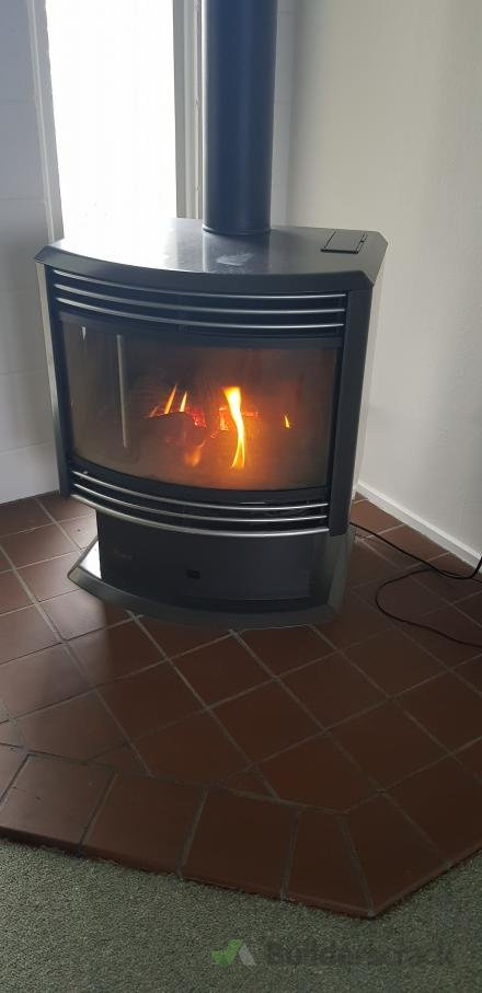 Wanting To Remove Gas Fire The Is Stand Alone Which Plugs Into An On Wall Only Hardwired Connection Pipe That We Would Like