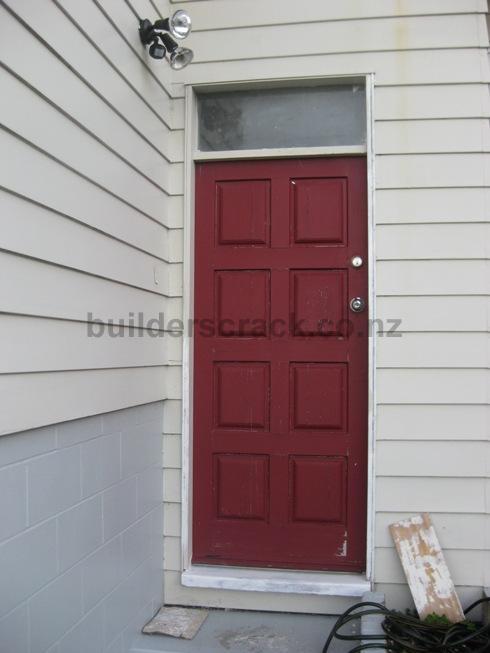 Replace Front Door And Frame 35088 Builderscrack