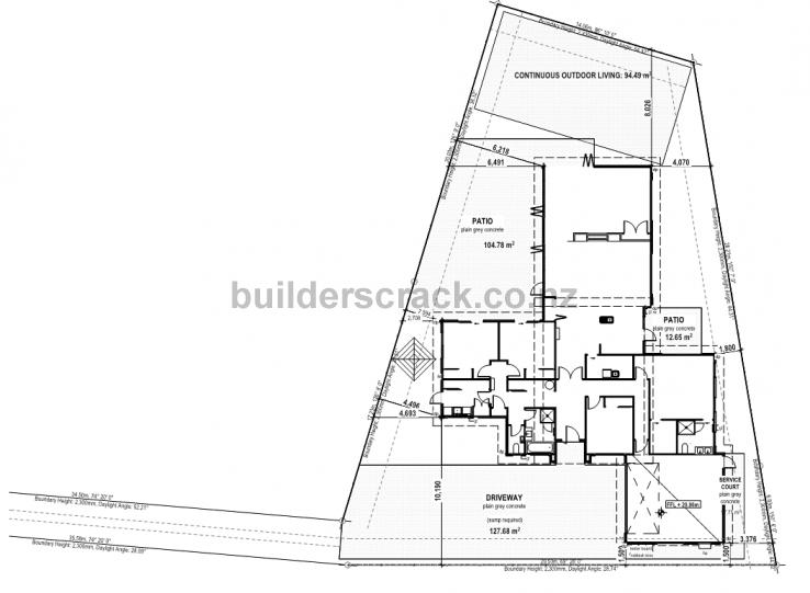 New lawn 66260 builderscrack for Ready lawn christchurch