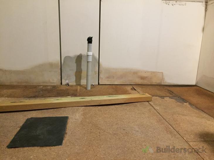 Kitchen flooring (particle board) replacement (# 289832)   Builderscrack