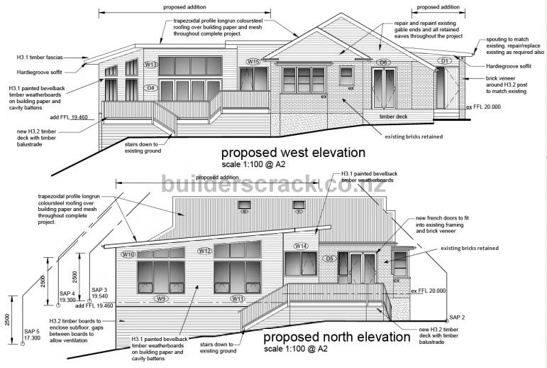 Parts Of A House Exterior Home Design