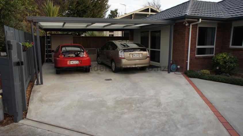 add double garage to house 70973 builderscrack
