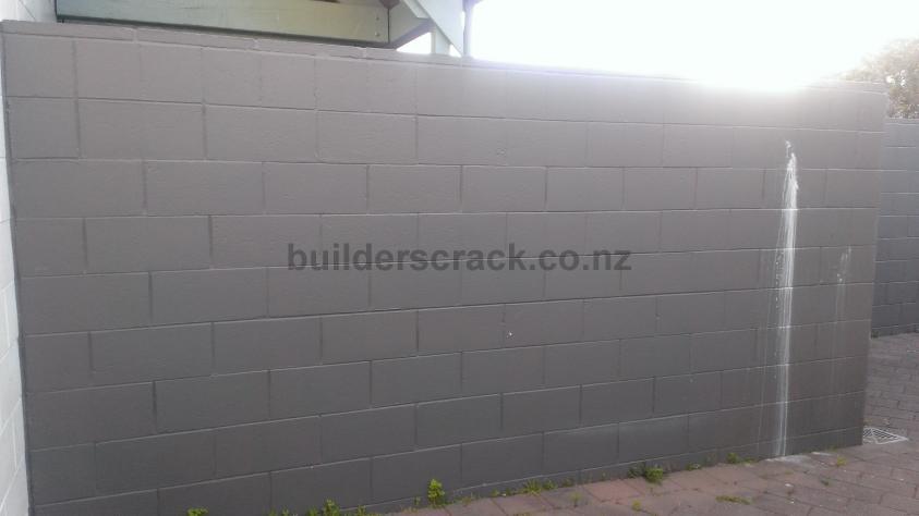 Demolition Concrete Wall : Demolish concrete block wall builderscrack